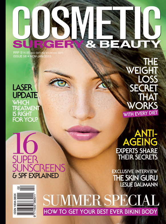 Editor-in-Chief Of Cosmetic Surgery